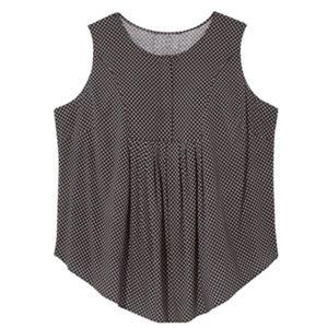 Honors sleeveless blouse